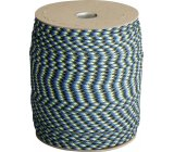 Parachute Cord - Blue Snake